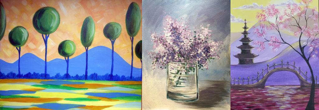 Sunday Paintings